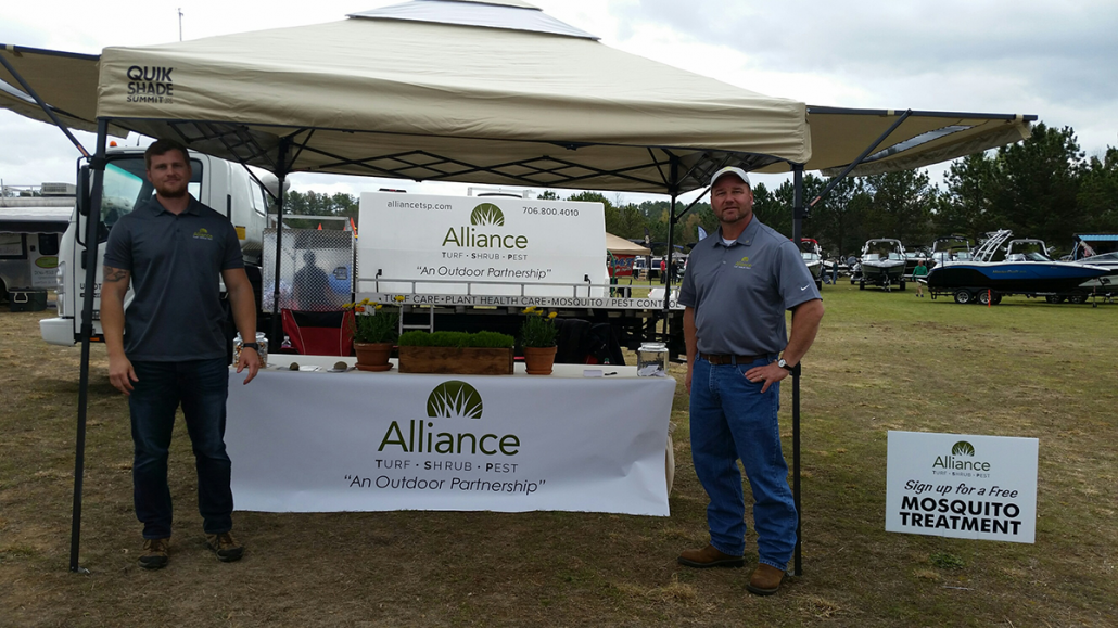 Browse Our Gallery Alliance Turf Shrub And Pest
